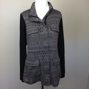 Maurices Zip-Up Cardigan small